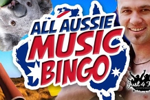 All Aussie Music Bingo