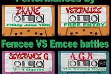 Battle of the Illest - Femcee vs Emcee Edition Free Entry