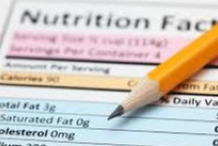 Live Webinar: How to read nutrition labels