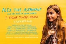 Alex The Astronaut - Fat Controller - Adelaide