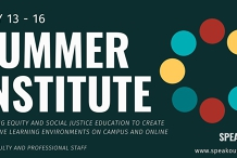 SpeakOut Summer Institute