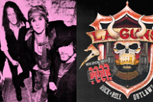 Double Pass to The Quireboys & L.A Guns
