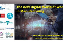 The New Digital World of Work in Manufacturing