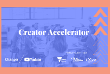 YouTube Creator Accelerator for Victorian Creators