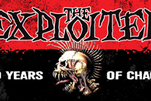 POSTPONED - The Exploited