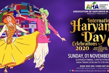 International Haryana Day Celebrations 2020
