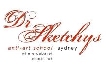 Dr Sketchys Sydney Anti-Art School - Closed!