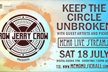 Row Jerry Crow Presents 'Keep The Circle Unbroken'