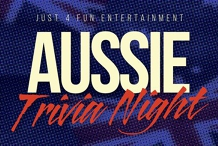 Aussie Trivia Night