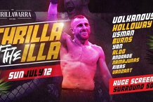Thrilla at the Illa ft. Volkanovski Title Fight