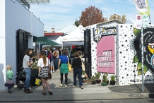 The Rose St. Artists' Market