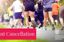 POSTPONED- JCU: Are you race ready?