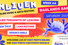 Enliven Online Music & Arts Festival - Week 4