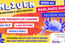Enliven Online Music & Arts Festival - Week 4