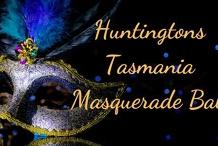 Huntington's Disease Tasmania Masquerade Ball