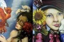 Airbrush Art Course