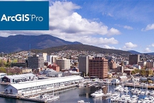 Introduction to ArcGIS Pro, Hobart, May 2020