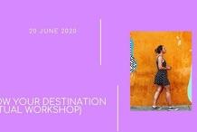 Know Your Destination (Virtual Workshop)