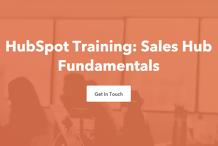 Sales Hub Fundamental