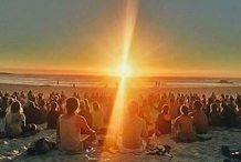 International Women's Day Sunrise Meditation