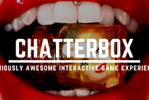 ChatteRbox | SeRiously Awesome InteRactive Game ExpeRience Online (#248)