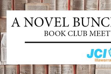 A Novel Bunch - with Lisa Burling