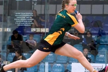 Squash Australia | Australia versus New Zealand | Junior Trans-Tasman Test