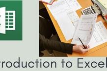 Introduction to Excel - 2 hr Zoom Workshop