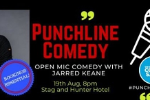 Punchline Comedy with Jarred Keane