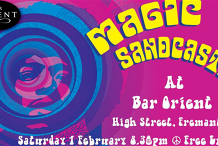 Magic Sandcastle - the Songs of Jimi Hendrix