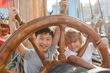 Winter School Holidays at the Maritime Museum