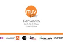 MUV Talks: Reinvention