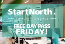 Meetup - Open Coworking Day  @ StartNorth, Broadmeadows