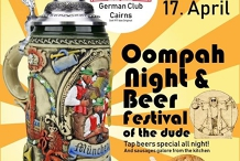Oompah Night: Beer Festival of the Dude