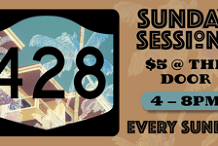428 Sunday Sessions