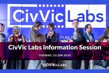 CivVic Labs Info Session