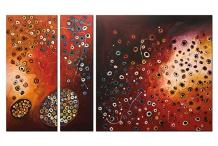 Aboriginal art exhibition 'Barlarri' at Red Poles Gallery
