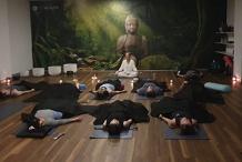 Kundalini Pranayam Technique