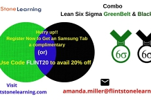 Combo of LSSGB & LSSBB Training Course in Geraldton, ON