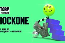 ShockOne [Melbourne] | Factory Summer Festival