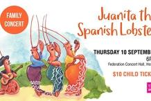 Juanita the Spanish Lobster