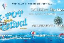 Melbourne Kpop Music Festival Event