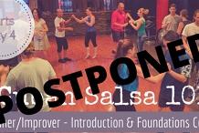 AContra 6 Week Beginner Cuban Salsa Course
