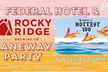 Laneway Party with Rocky Ridge Brewing Co