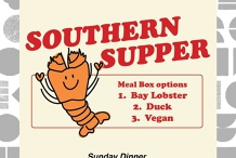 Southern Supper Pop UP