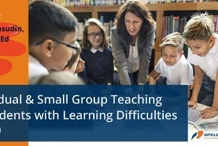 Individual & small group Teaching of Students w Dyslexia