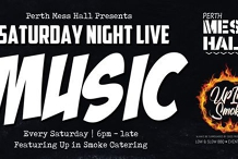 Saturday Night Live Music ft Up in Smoke Catering