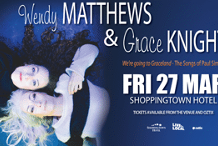 Wendy Matthews & Grace Knight - We're going to Graceland