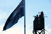 Anzac Day Dawn Harbour Bridge Climb - A Climb To Remember