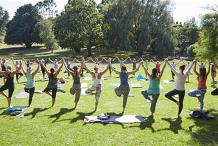 Summer Yoga Festival 2020